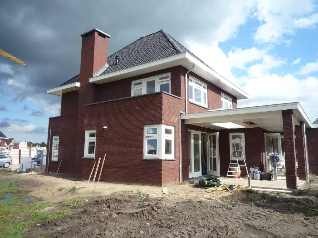 Woning in jaren 39 30 stijl schaepers bouw en ontwerp - Ontwerp jaren ...