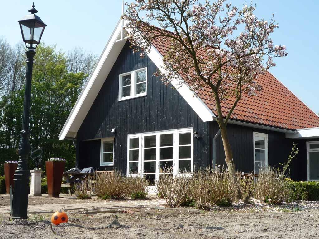 uitbreiding woning landelijk buitengebied
