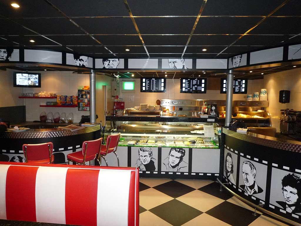 uitbreiding Snackbar de Esch Losser